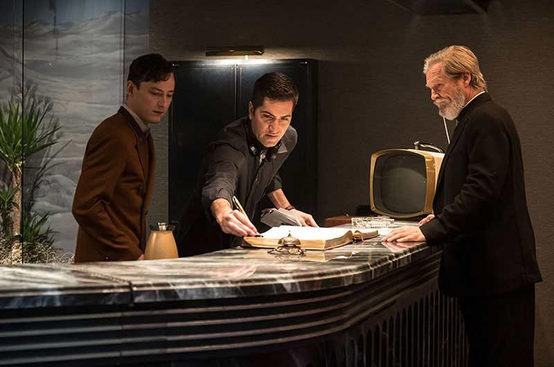 Set Decor Directors Chair Drew Goddard Bad Times At The El Royale